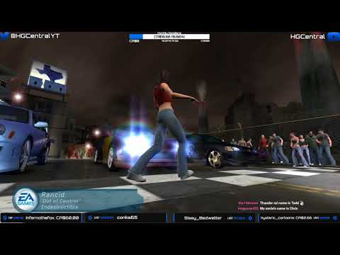 Need for Speed: Underground (PC) (Part 2) - Need for Speed-a-Thon Stream (3/13/2018)