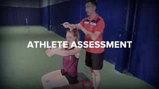 Athlete testing and assessments