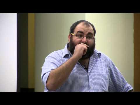 Yehuda Shaul - Breaking the Silence - Seattle, Nov 14, 2013
