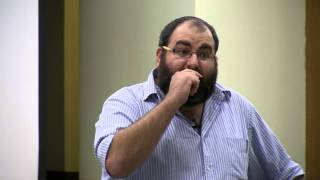 Yehuda Shaul - Breaking the Silence - Seattle, Nov 14, 2013