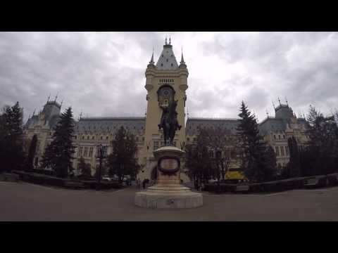 Iasi HYPERLAPSE TIME to TRAVEL