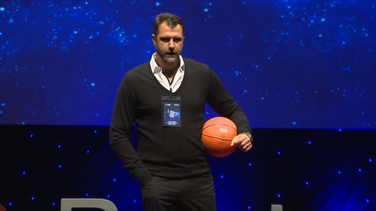 Eski Basketbolcu | Former Basketball Player (Tedx Türkiye)
