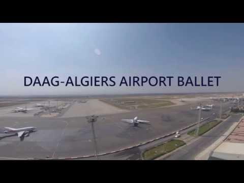DAAG- ALGIERS AIRPORT BALLET