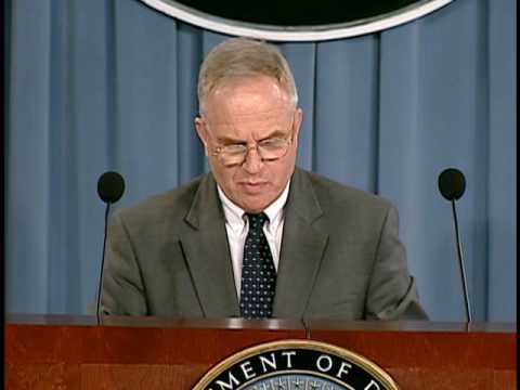 OASD: DOD PRESS BRIEFING ON NEW MILITARY COMMISSIONS RULES (