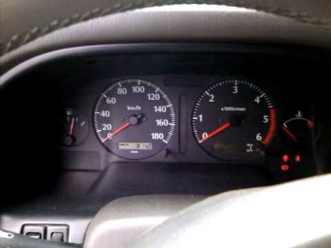 Nissan Patrol Gr Y61 Zd30 Starting Problem Youtube