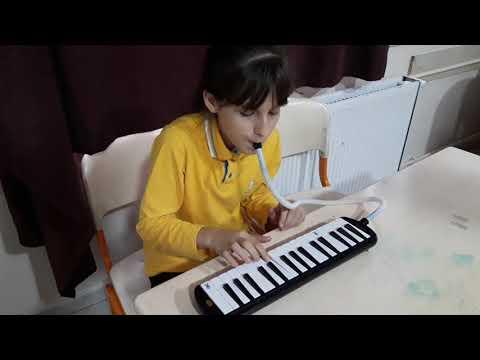 Benim Adım Öğretmen (Melodika)