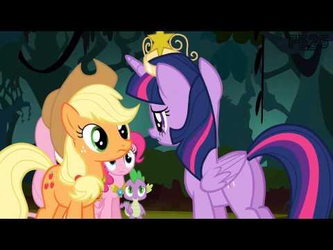 ᴴᴰMLP: FiM | The Cragadile At The Everfree Forest ''Princess Twilight Sparkle''