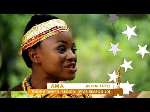 GHANA'S MOST BEAUTIFUL (AMA'S PROFILE) - BRONG AHAFO REGION