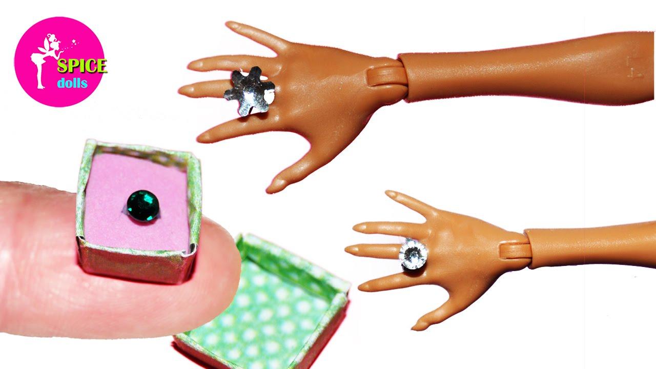 как сделать для кукол вещи - 1