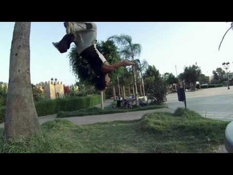 Panji Summer 2016 Parkour   Kelaa Sraghna   By Younes Lahouidague - HD