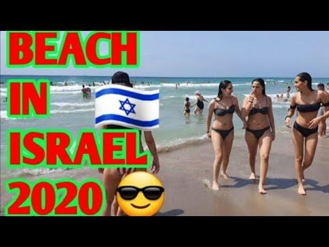 Beach In ISRAEL 2020