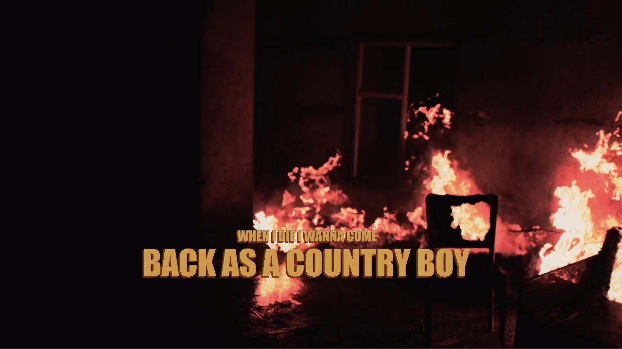 Blake Shelton - Come Back As A Country Boy