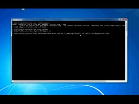 SSL_connect certificate verify failed - YouTube