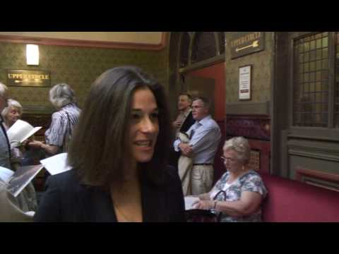 Opera North Mary Stuart Vox Pops
