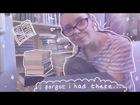 Exploring My Abandoned Bookcase