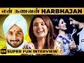Bhajjis wife reacts to  tweets  super fun interview with geeta basra  csk  ipl 2019