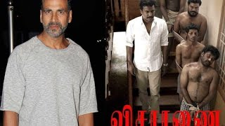 'Akshay Kumar In Tamil Movie 'Visaranai' Hindi Remake' || Movies || Bollywood News 2016