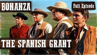 THE SPANISH GRANT   BONANZA   Dan Blocker   Lorne Greene   Western Series   Full Episode   English