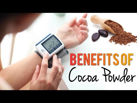 The Powerful Health Benefits Of Cocoa Powder