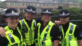 North Yorkshire Police at the Tour de Yorkshire 2015