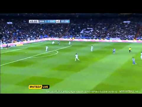 Gol De Cristiano Ronaldo (Real Madrid 1  Vs 1  Espanyol)