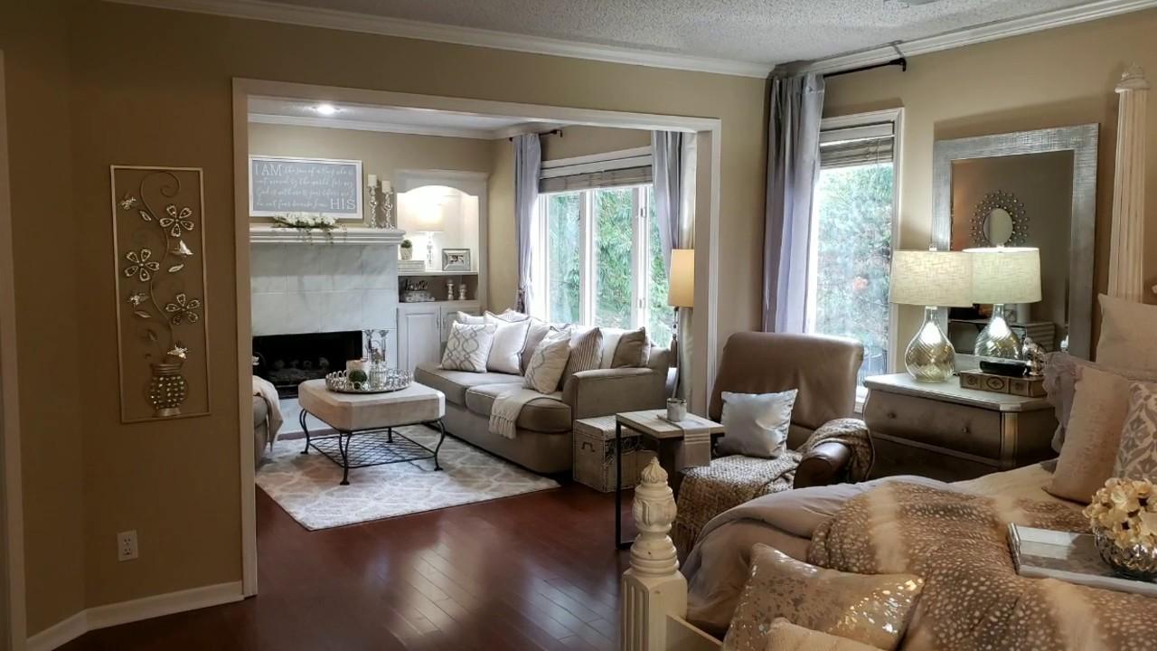 Master Bedroom /Sitting Room Tour