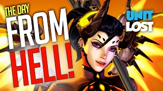 Overwatch - The Day From HELL!