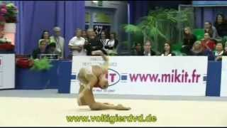 Rhythmic Gymnastics: amazing elements, tricks and masteries