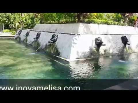 Wisata Keluarga Jogja : Berenang di Kolam Renang Sheraton Yogyakarta