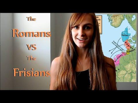 The Romans VS The Frisians