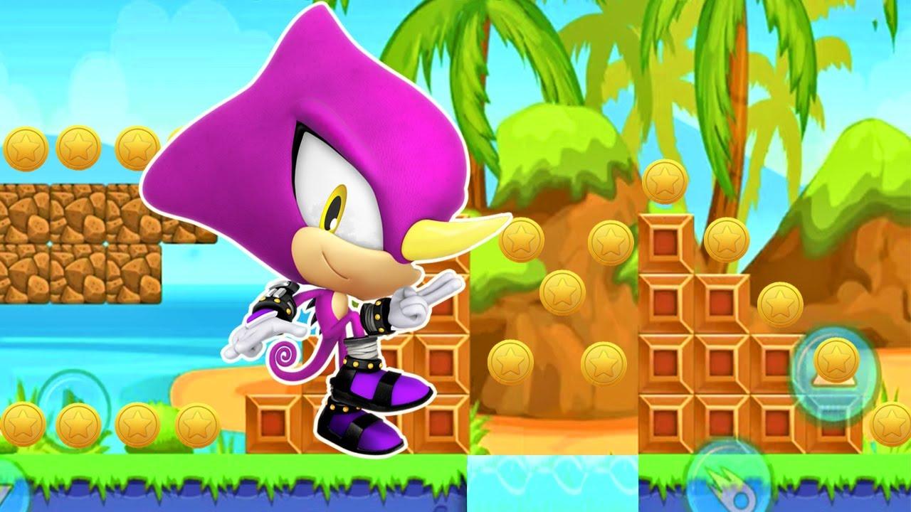 Sonic Force - Juegos Para Niños - Espio Nuevo Personaje