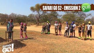 SAFARI GO S2 avec Carole Rousseau sur Gulli - Emission 2 en intégralité !