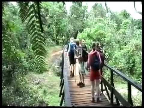 Treking up Mount Kilimanjaro, Tanzania in 2004.mp4