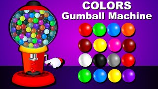 Colors for Children Learn with Color Balls, Kids Learning Colors Videos, Colors for Kindergarten