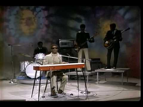 NEVER DREAMED/Stevie Wonder/The Dick Cavett Show