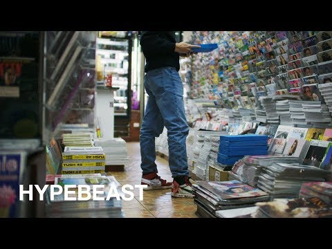 Smash to Read!  HYPEBEAST Magazine 21:  The Renaissance Issue