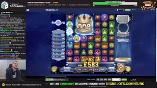"""Casino Slots Live - 18/11/19 *From £14 to ???"""""""