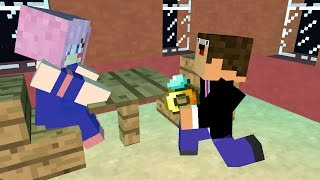 Wedding - Minecraft Animation (Noob Life Series)
