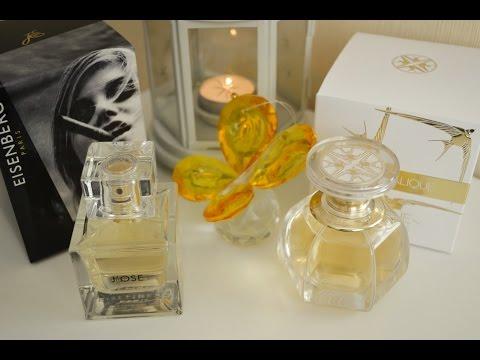 Моя коллекция парфюма (фавориты Living Lalique и J'ose Eisenberg) / МОИ ПАРФЮМЫ