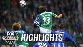 Werder Bremen vs. Hertha BSC | 2018-19 Bundesliga Highlights