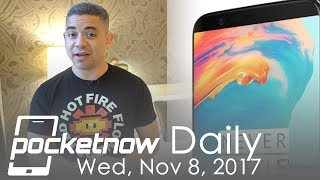 OnePlus 5T price changes, iPhone X user adoption & more   Pocketnow Daily