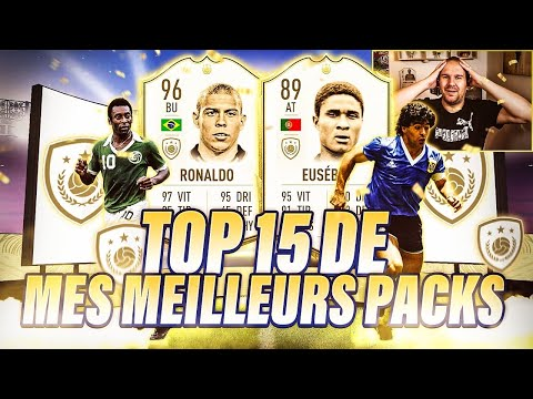 TOP 15 MEILLEURS PACKS SUR FIFA 20