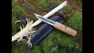 Jakutský nůž od Lukáše Matuščáka