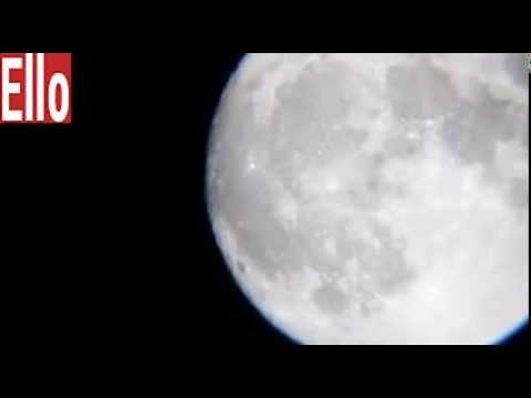 Ιπτάμενη δραστηριότητα στο φεγγάρι