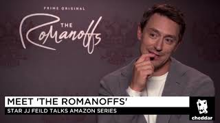 JJ Feild Talks about 'The Romanoffs' (Nov 2018)