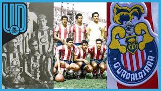 El Club Deportivo Guadalajara, fundado en 1906, cumple este 8 de mayo 115 años de vida