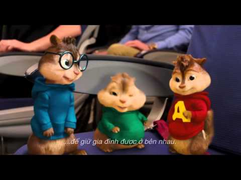 Alvin & The Chipmunks Sóc Chuột Du Hí - Trailer