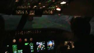 VistaJet - Bombardier Challenger 604 - Flight Simulator Training - Special Airports
