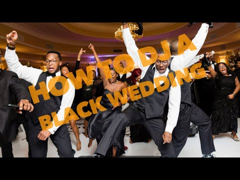 DJ Gig log| How To DJ A BLACK WEDDING |Ceremony Setup|Moving Heads