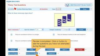 FREE Driving Theory Test Online